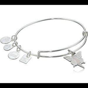 NWT Alex and Ani Fairy Believe Bracelet